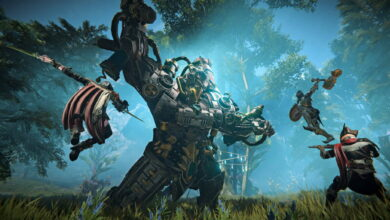 Elyon muestra la jugabilidad de la versión beta: así es como juega el MMORPG súper rápido