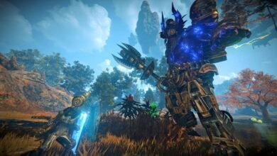 Elyon quiere ser el nuevo MMORPG para todos los que de otra manera estarían demasiado aburridos con los MMORPG