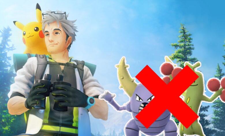 Error repugnante en Pokémon GO robó Shinys: garantizado se genera por ahora