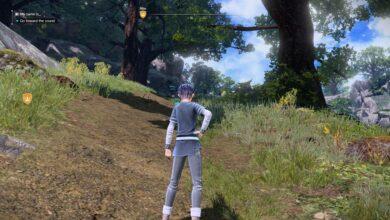 Sword Art Online (SOA) Alicization Lycoris: la mejor configuración de gráficos
