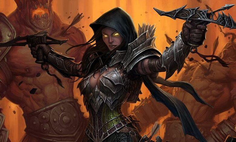 Estas son las clases más fuertes en Diablo 3 actual - Clasificación de la temporada 21