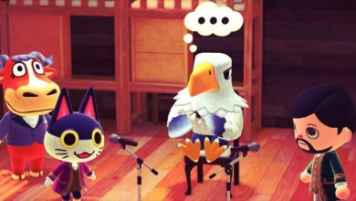 Photo of Este empleado de Nintendo reinventó cada número musical de Hamilton en Animal Crossing