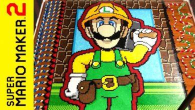 Photo of Este homenaje de Domino a Super Mario Maker 2 es salvaje; 260,214 fichas de dominó usadas y 6 meses de trabajo