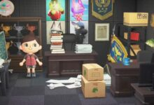 Photo of Este jugador de Animal Crossing recreó Resident Evil's Raccoon City, Mansion y RPD