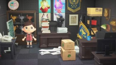Photo of Este jugador de Animal Crossing recreó Resident Evil's Raccoon City, Mansion y RPD