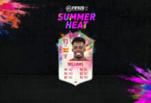 FIFA 20: Isco e Iñaki Williams Summer Heat disponibles en modo Draft