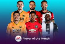FIFA 20: Nominación POTM de junio de la Premier League