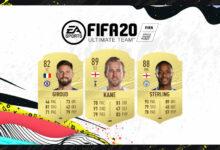FIFA 20: Nominación POTM para julio de la Premier League