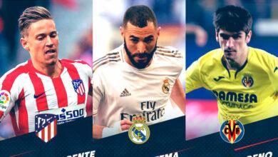 FIFA 20: Nominación POTM para junio de LaLiga