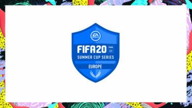 Photo of FIFA 20: Premios que se ganarán durante la transmisión en vivo de la Summer Cup Europe