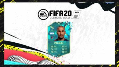 FIFA 20: SBC Rodrigo Palacio Flashback