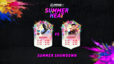 FIFA 20: Summer Showdown - Masuaku vs Trezeguet Summer Heat