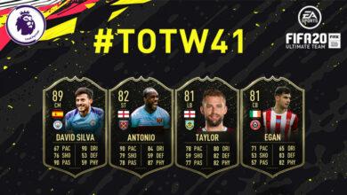 Photo of FIFA 20: TOTW 41 anunció el nuevo equipo de la semana