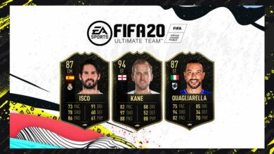 FIFA 20: TOTW 42 anunció el nuevo equipo de la semana