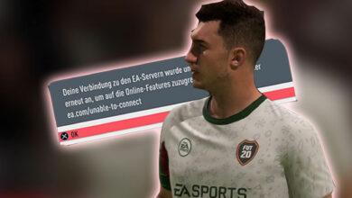 Photo of FIFA 20: los servidores están caídos, ¿cuándo puedes volver a jugar?