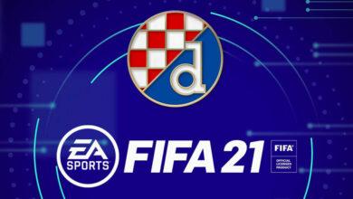FIFA 21: Dinamo Zagreb será el único club croata con licencia oficial