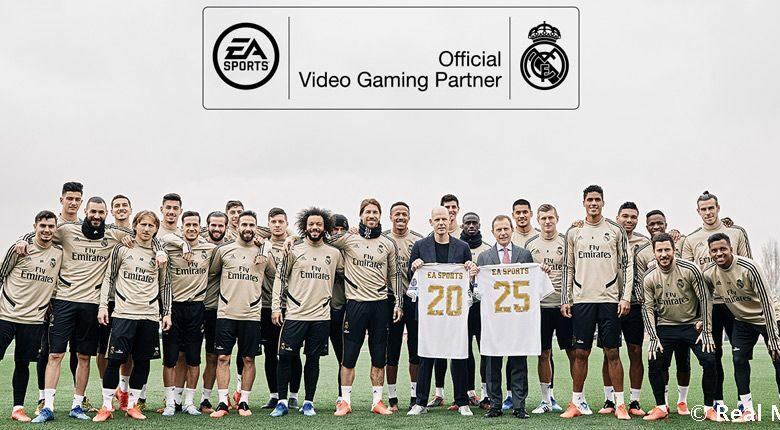 FIFA 21: EA Sports y el Real Madrid renuevan su asociación hasta 2025