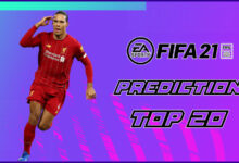 FIFA 21: Probable TOP 20 de la Premier League