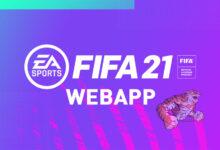 FIFA 21: WebApp: posible fecha de lanzamiento