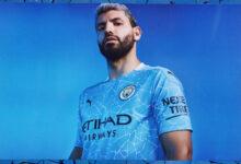 FIFA 21: el kit Manchester City para la temporada 2020/21 ha sido presentado