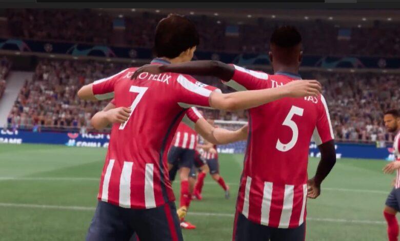 FIFA 21 tiene su primer TOTW, con cartas superiores reales