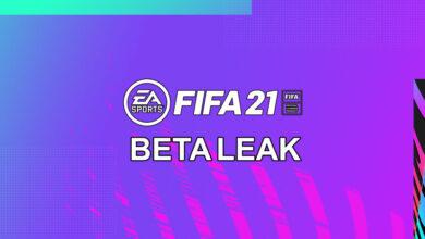 Photo of FIFA 21: las filtraciones beta revelan nuevos rumores: la cuenta puede haber sido pirateada