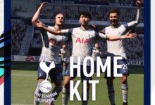 FIFA 21: presentación del kit Tottenham para la temporada 2020/21
