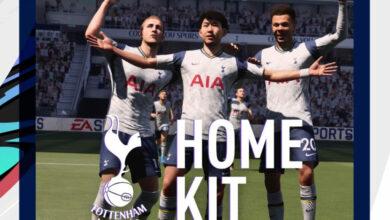 Photo of FIFA 21: presentación del kit Tottenham para la temporada 2020/21