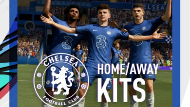 FIFA 21: se revela el kit Chelsea para la temporada 2020/21