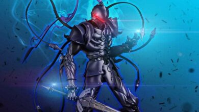 Photo of Fate / Grand Order Getting Handsome Lancelot Figura de acción de Sentinel