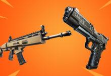 Fortnite: 5 armas poderosas para asesinatos rápidos - Según DPS