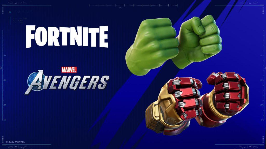 Hulk Smashers Fortnite