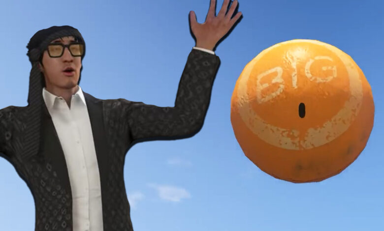 GTA Online: esto es lo que debes hacer cuando un hacker te convierte en una pelota