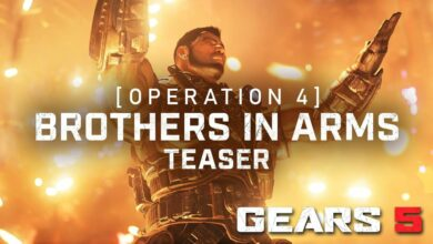 Photo of Gears 5 Operation 4: Brothers in Arms Teaser: Dom Returns, New Map, & More