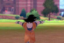 Photo of Goku se convierte en un Pokémon en este mod de espada y escudo