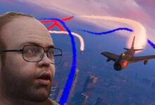 Gran espectáculo de vuelo en espectáculos de GTA Online: no todos los jugadores son tóxicos