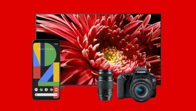 Photo of Hasta mañana: ofertas principales con televisores, teléfonos inteligentes y compañía en MediaMarkt
