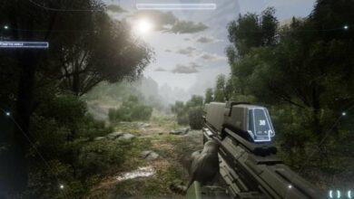 Photo of Hermosa creación inspirada en Halo Infinite Made in Dreams para PS4