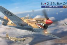 Photo of IL-2 Sturmovik: Desert Wings se lanzará el próximo mes