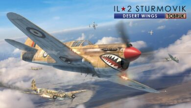 Photo of IL-2 Sturmovik: Desert Wings se lanzará el próximo mes