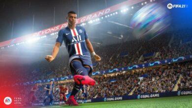 Photo of Kylian Mbappe es la estrella de portada de FIFA 21