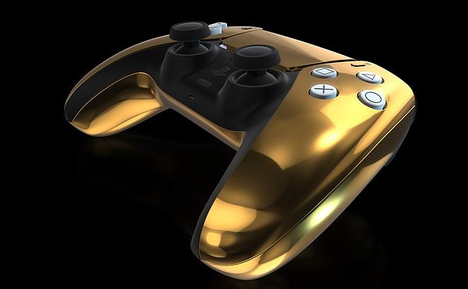 Controlador de lujo PS5