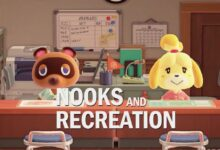 Photo of La introducción de parques y recreación es perfecta en Animal Crossing: New Horizons