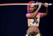 Photo of Las representaciones de personajes de Cyberpunk 2077 muestran la apariencia de V masculina y femenina como corpo, street kid y nómada