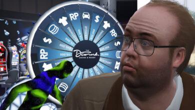 Los principiantes en GTA Online son muy afortunados, pero sus amigos lo están tomando el pelo