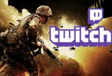 Los trolls, la constitución y una estrella política expulsan al ejército estadounidense de Twitch