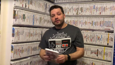 Más de 20,000 juegos: la biblioteca de juegos más grande del mundo pertenece a un solo coleccionista
