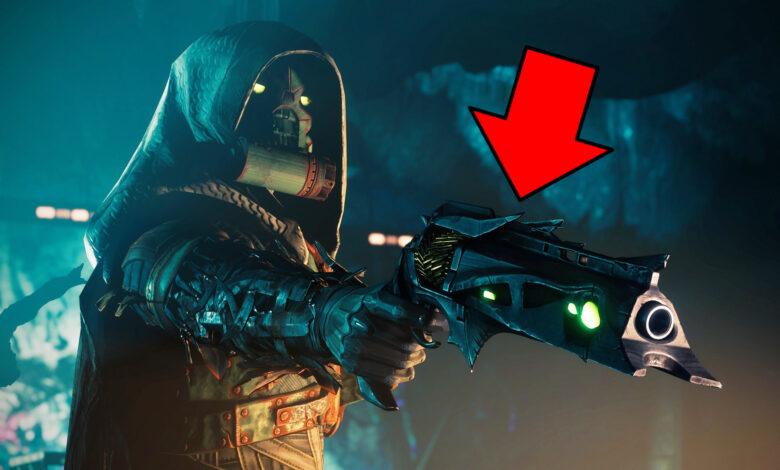 Más que una simple mirada: qué aspectos de arma cambian en Destiny 2