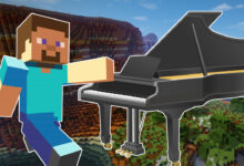 Minecraft: ¿un piano como gamepad? Este jugador lo hizo