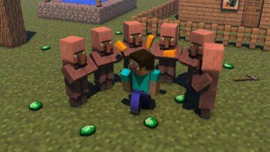 Photo of Minecraft: Cómo cambiar los empleos y profesiones de los aldeanos